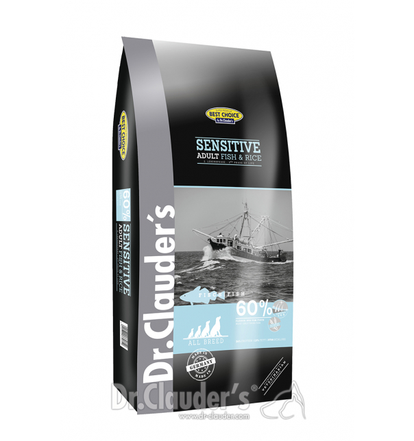 Best Choice Adult Fish & Rice 12,5 kg (alle Rassen)