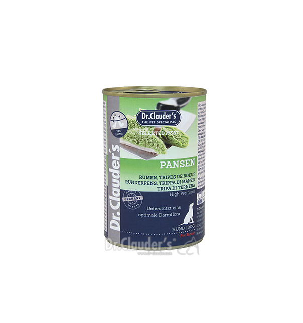 Dr. Clauder Selected Meat Pansen 400g