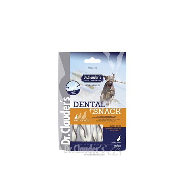 Dental Snack Ente 80g - small breed