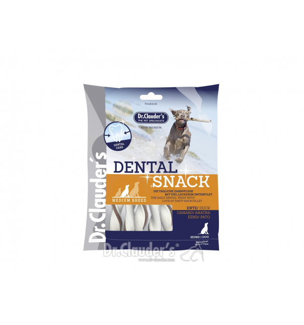 Dental Snack Ente 170g - medium breed