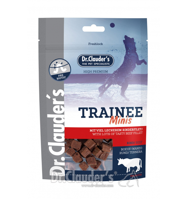 MINI Rind - Trainee Snack 50g (100% Fleisch)