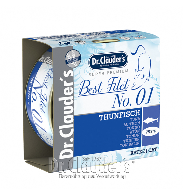Best Filet No 1 Thunfisch (Dose) 70g